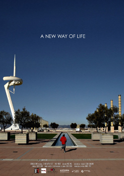 Cartel de corto A New Way Of Life