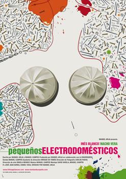 Cartel del corto Pequeños electrodomésticos