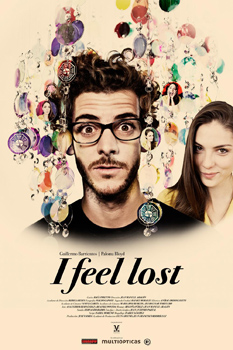 Cartel del corto I Feel Lost