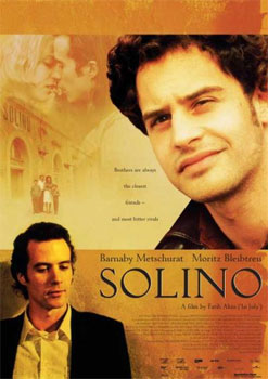 Cartel de la película «Solino»