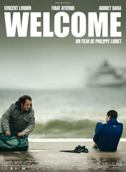 Cartel de la película Welcome