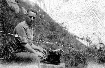 El maqui Fernández Ladreda en una instantánea del documental «Los fugaos. Historias del silencio»