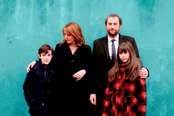 Fotograma de «The Wolberg family»