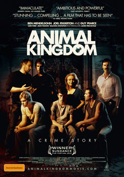 Cartel de la película Animal Kingdom
