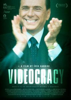 Cartel de la película Videocracy