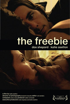 Cartel de la película The freebie