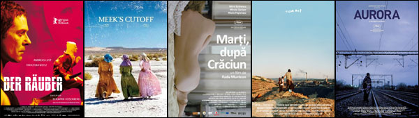 Películas de la sección oficial premiadas en la 48 edición del Festival Internacional de Cine de Gijón