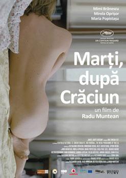 Cartel de la película Marţi, după Crăciun (Tuesday, after Christmas)