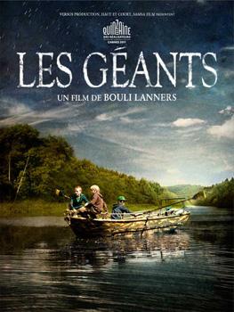 Cartel de la película Les Géants