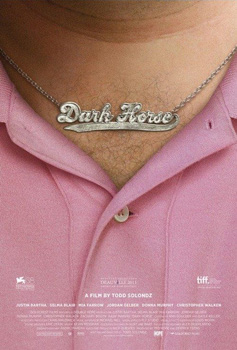 Cartel de la película Dark Horse