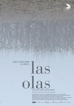 Cartel de la película La olas