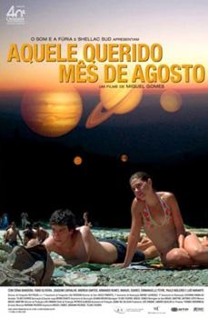 Cartel de la película Aquele querido mês de agosto
