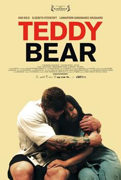 Cartel de la película Teddy Bear de Mads Matthiesen