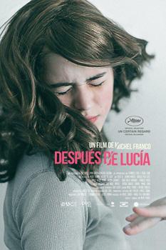 Cartel de la película Después de Lucía