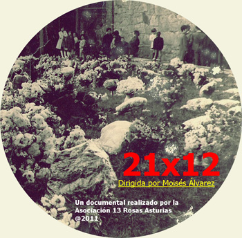 Carátula de la película 21x12 de Moisés Álvarez