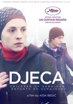 Cartel de la película Djeca / Children of Sarajevo de Aida Begic
