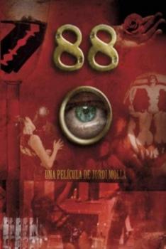 Cartel de la película 88 de Jordi Mollà