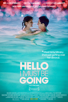 Cartel de la película Hello, I must be going de Todd Louiso