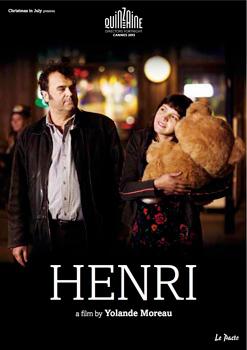 Cartel de la película Henri