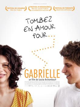 Cartel de la película Gabrielle