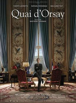 Cartel de la película Quai d'Orsay