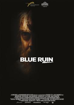 Cartel de la película Blue Ruin