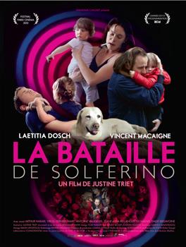 Cartel de la película La Bataille de Solférino