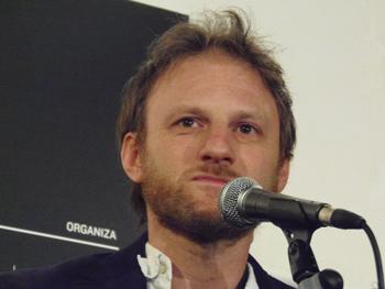 Hernán Guerschuny en el Encuentro con el público