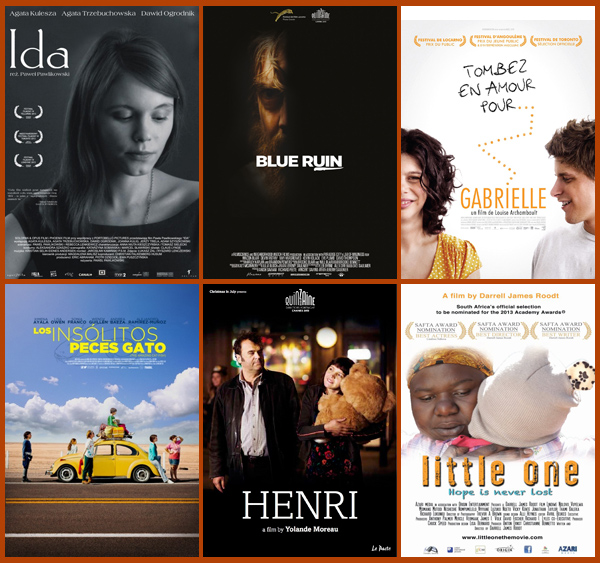 Largometrajes de la Sección Oficial premiados en la 51 edición del Festival Internacional de Cine de Gijón