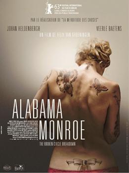Cartel de la película Alabama Monroe