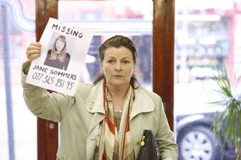 Brenda Blethyn en una escena de «London River»