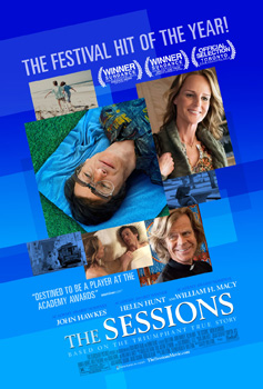 Cartel de la película The Sessions