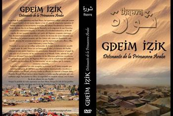 Cartel de la película Gdeim Izik: Detonante de la primavera árabe