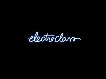 Cartel del mediometraje ElectroClass
