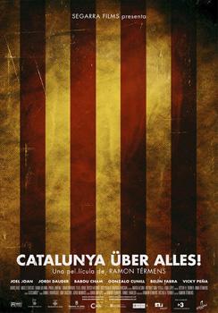 Cartel de la película Catalunya über alles!