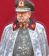 Pinochet en 1997
