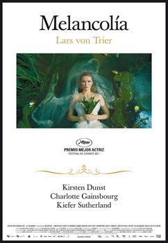 Cartel de la película Melancolía