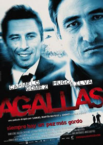 Cartel de «Agallas»