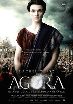 Cartel de la película Ágora