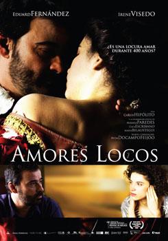Cartel de la película Amores locos