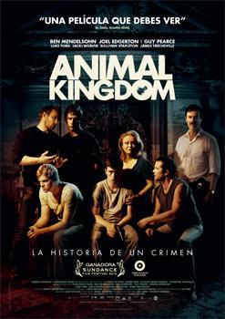 Cartel de la película Animal Kingdom