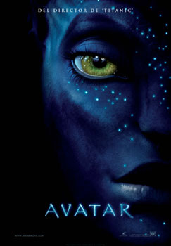 Cartel de «Avatar»