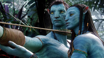 Una escena de «Avatar»