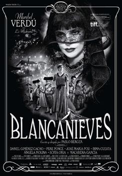 Cartel de la película Blancanieves