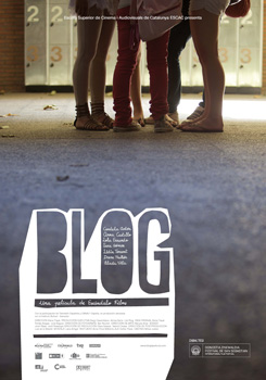 Cartel de la película Blog