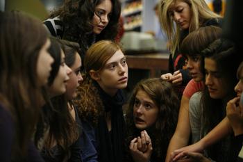Una escena de la película Blog