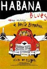 Cartel de la película Habana Blues