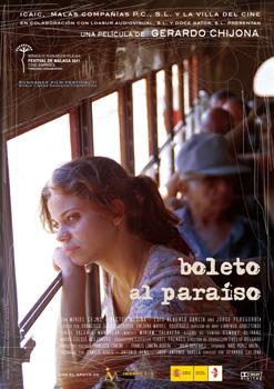 Cartel de la película Boleto al paraíso