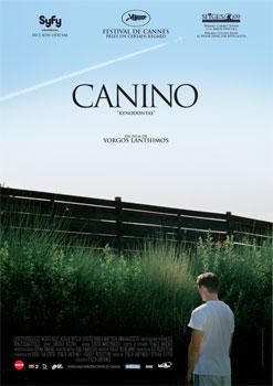 Cartel de la película Canino