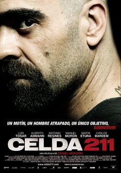 Cartel de la película Celda 211